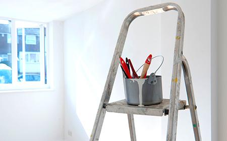 塗装を行うための道具